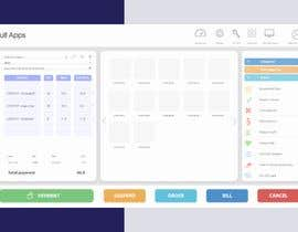 #3 for Design UI for the POS Software (only main screen) by mohanv301
