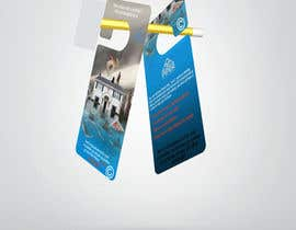 #32 for Design a photo similar to the one and make a door hanger using the template attached af matuaritop