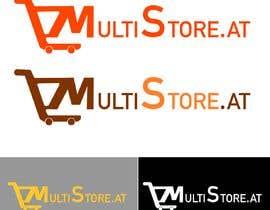 #34 für Design eines Logos für den Shop Multistore.at von giacomonegroni