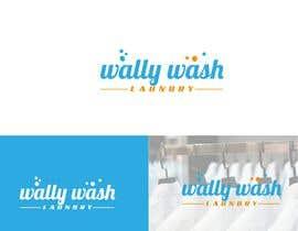 #91 for Logo for My Laundromat - Wally Wash Laundry af Imdadtuhin