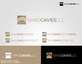 #122 for SandCaves Logo by Mechaion