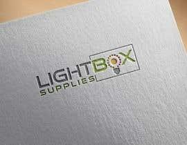 #416 untuk Design a Logo for Lightbox Supplies oleh szamnet