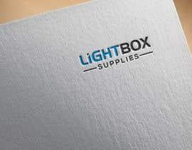 #445 untuk Design a Logo for Lightbox Supplies oleh Cutiepiepookie