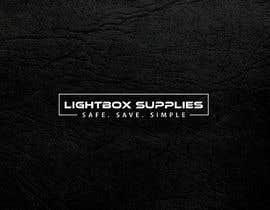 #403 untuk Design a Logo for Lightbox Supplies oleh Manjuverma