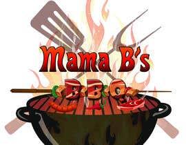 Nro 44 kilpailuun Barbecue logo käyttäjältä chrysthyne24