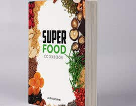 #38 for Design a book cover for a health food cookbook by leandeganos