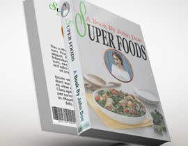 #34 for Design a book cover for a health food cookbook by rabia191722