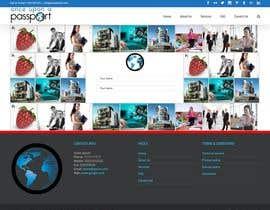 Nro 4 kilpailuun Build an email capture landing page for a Website käyttäjältä rajbevin