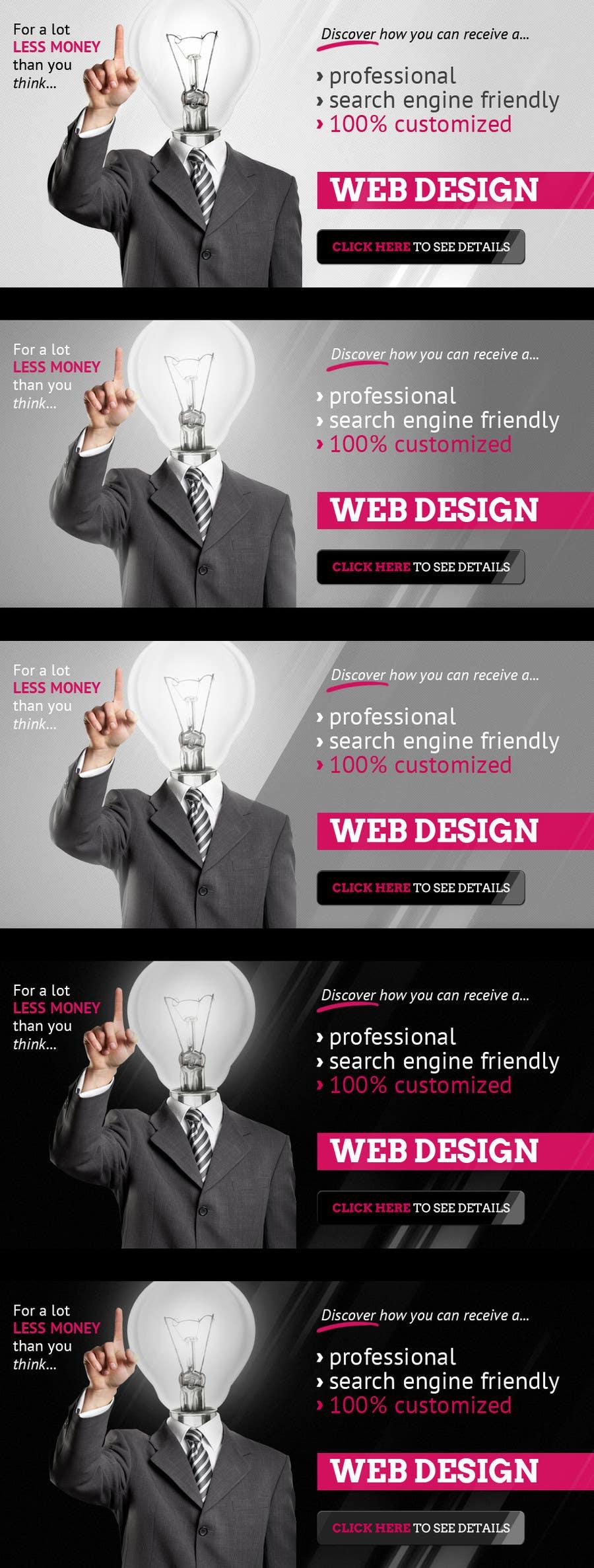 Kilpailutyö #73 kilpailussa Banner Ad Design for www.MarketHouse.us