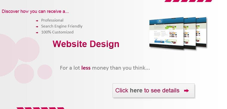 Kilpailutyö #8 kilpailussa Banner Ad Design for www.MarketHouse.us