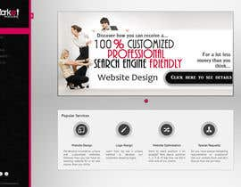 #92 untuk Banner Ad Design for www.MarketHouse.us oleh Arosha445