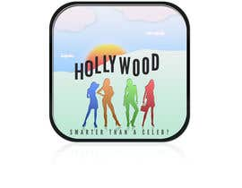 nº 3 pour Icon Design for a celebrity trivia game on i-phone par Shrenik18