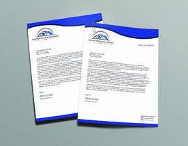 #69 for Design letterhead by shohelnezum