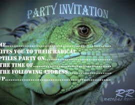 #32 for Party Invitations af luisanastier