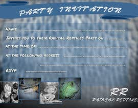 #37 for Party Invitations af sonalfriends86