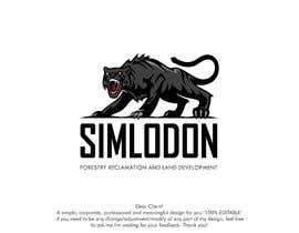 #77 για Simlodon Logo από BlackDot051