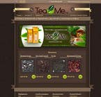 Contest Entry #88 for Banner Ad Design for Tea4me.ru tea&coffee sales&delivery