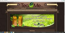#72 for Banner Ad Design for Tea4me.ru tea&coffee sales&delivery by dendrenal