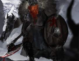 #3 untuk Speed/Spit painting of Saxon Berserker oleh Aohitsuki