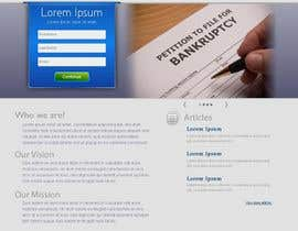 Ibrahimzee tarafından Website Design for LookforLawyer.com için no 98