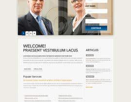 RsSofts tarafından Website Design for LookforLawyer.com için no 117
