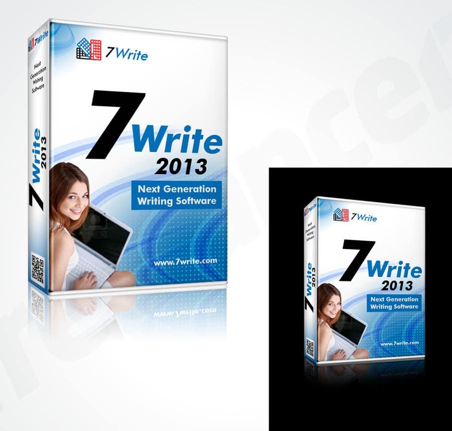 Inscrição nº                                         28                                      do Concurso para                                         Graphic Design for 7write