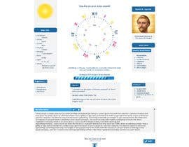 #25 for design graphics for single webpage by mrbatuhanakgun