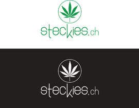 #41 cho Design a Logo with a green circle and  a cannabis plant bởi asslaingrony17