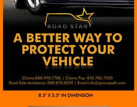 #14 cho Design a Pamphlet and Membership ID for RoadStar bởi savitamane212