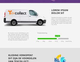 #155 for Design the front-end of a textile collector af mobin90