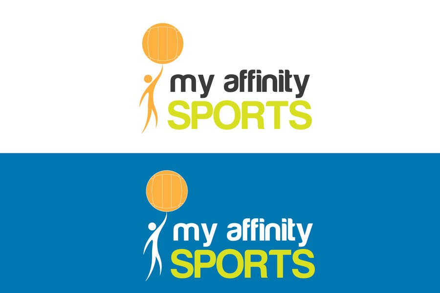 Proposition n°                                        90                                      du concours                                         Logo Design for My Affinity Sports
