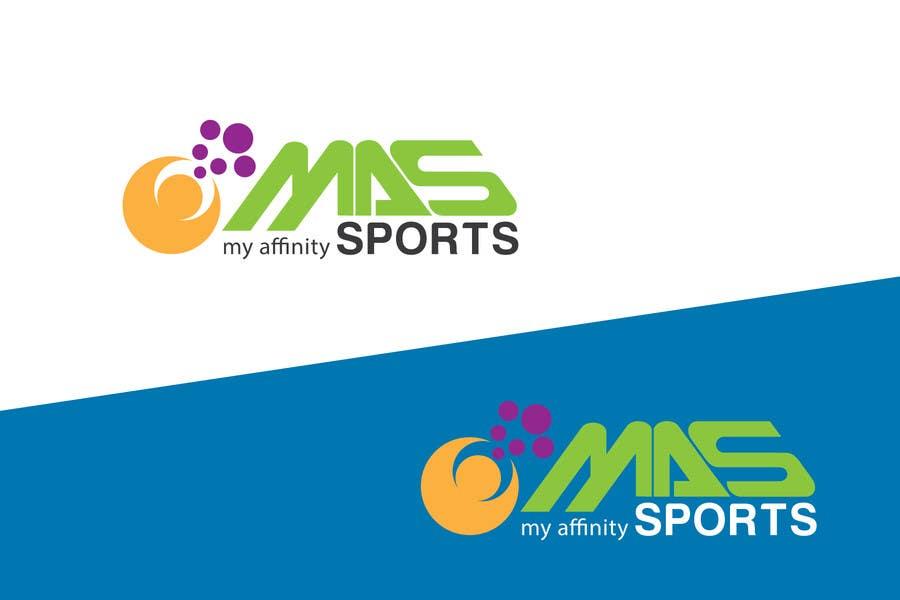 """Intrarea #94 pentru concursul """"Logo Design for My Affinity Sports"""""""