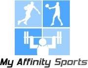 """Intrarea #44 pentru concursul """"Logo Design for My Affinity Sports"""""""