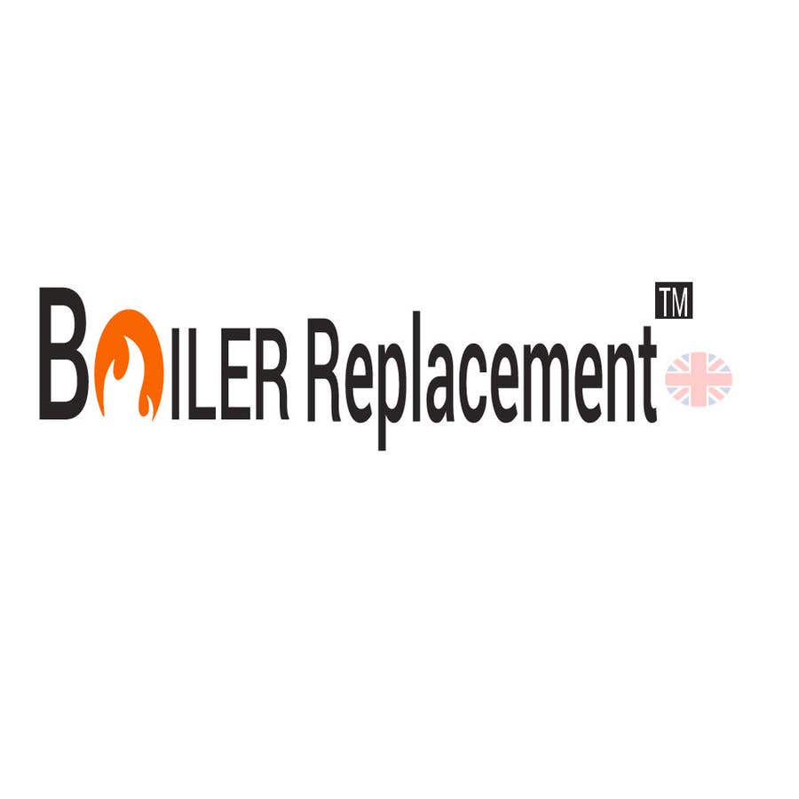 Entry #8 by bojan1337 for Come up with logo for boiler replacement ...