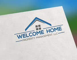 #45 for Design a Logo for Welcome Home Property Management LLC by Ovi333