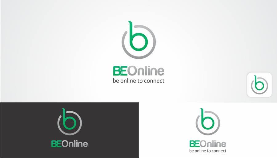 Penyertaan Peraduan #                                        100                                      untuk                                         Design a Logo for be-online