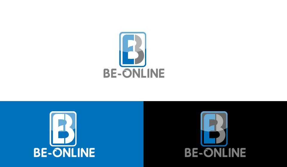 Penyertaan Peraduan #                                        19                                      untuk                                         Design a Logo for be-online