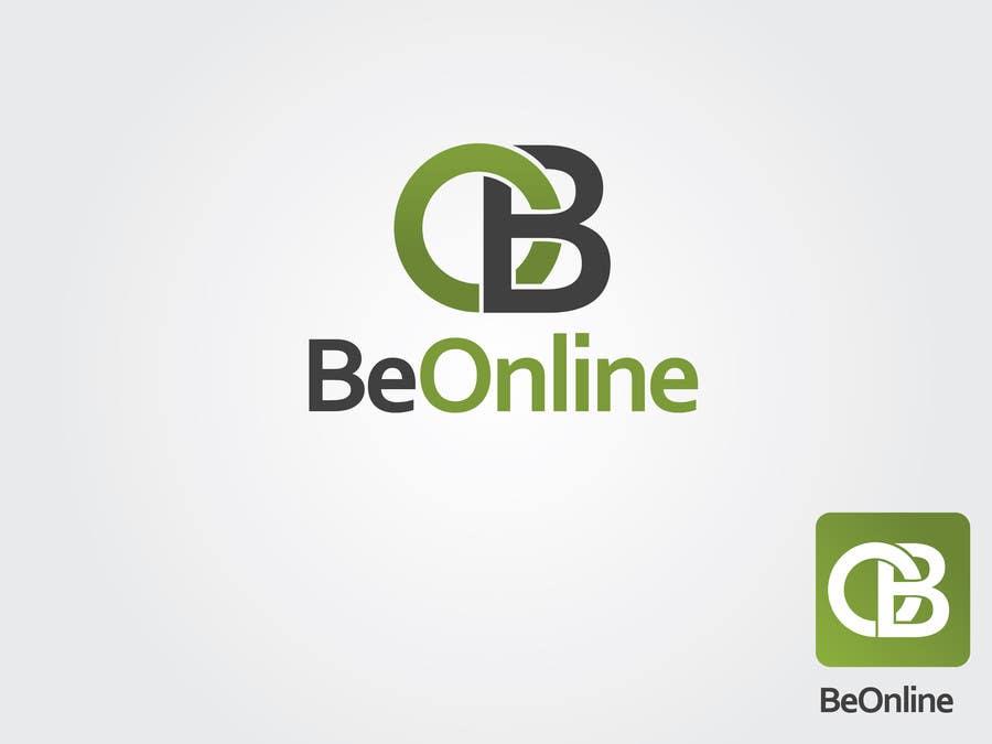 Penyertaan Peraduan #                                        38                                      untuk                                         Design a Logo for be-online