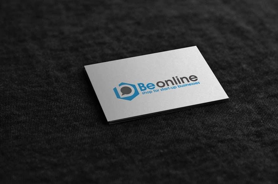 Penyertaan Peraduan #                                        76                                      untuk                                         Design a Logo for be-online