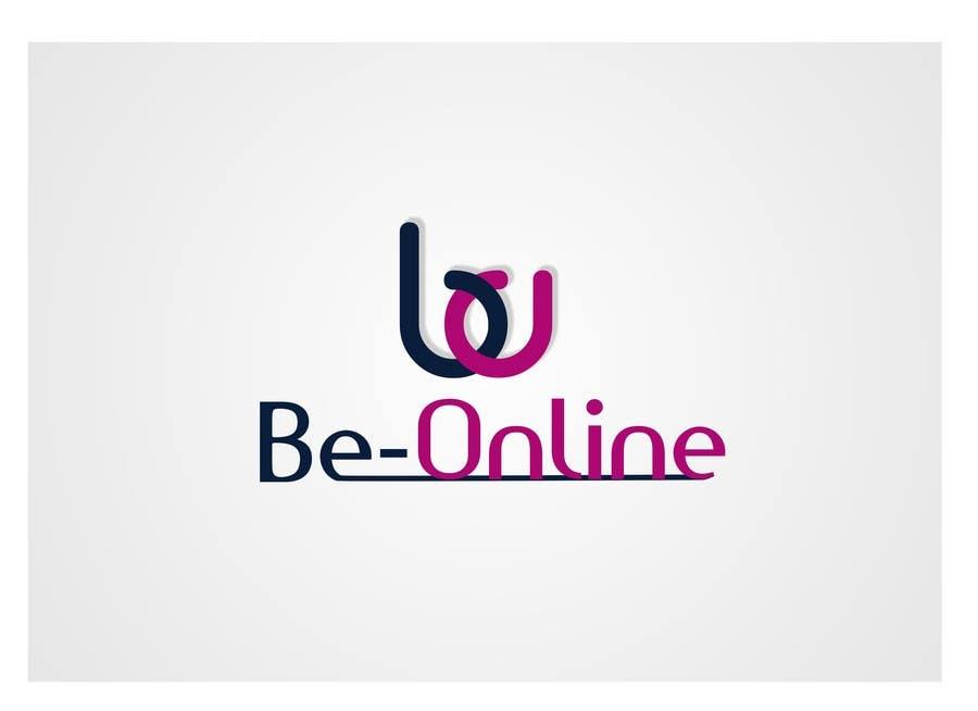 Penyertaan Peraduan #                                        43                                      untuk                                         Design a Logo for be-online