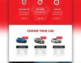 #85 cho Webpage 2D Design Mockup only. Graphic Design : SAFETAXI.com.ph bởi sabdulghani