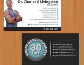 nº 43 pour Business Card Design for Dr Charles par itm2008