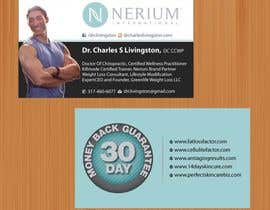 nº 46 pour Business Card Design for Dr Charles par itm2008