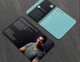 #101 untuk Business Card Design for Dr Charles oleh midget