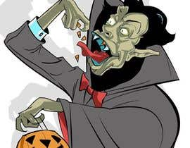 #8 para A zombie and a vampire por wmdmorrow