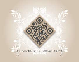 #45 for QR Code Design for our Chocolate Factory by rakownz