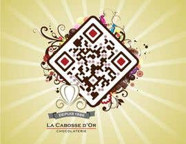 #32 for QR Code Design for our Chocolate Factory by ezesol
