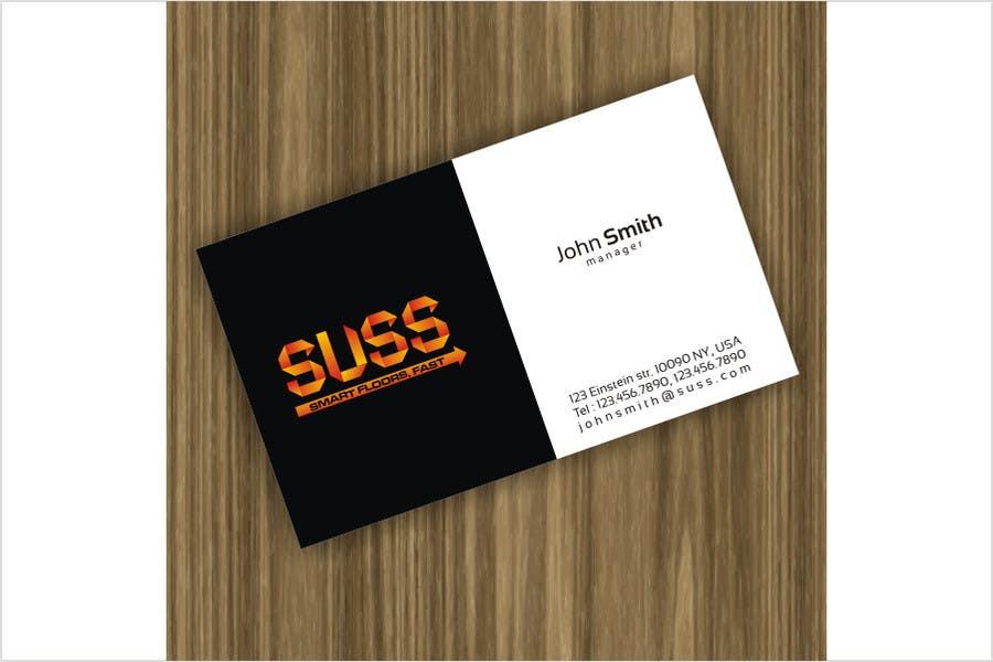 """Penyertaan Peraduan #                                        247                                      untuk                                         Logo Design for """"Suss"""""""