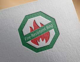 #14 for Logo for a fire resistant gag for storing documents and other valuable belongings.  Need a creative design away from the flame icon. by juthi19972