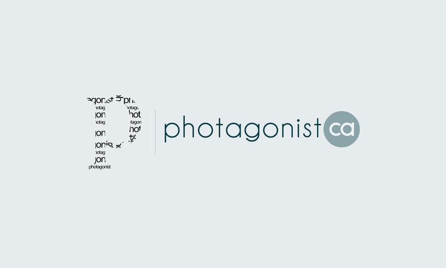 Konkurrenceindlæg #494 for Logo Design for Photagonist.ca